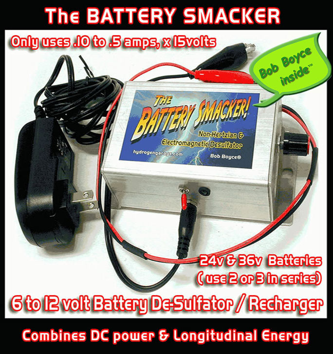 Battery Smacker
